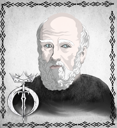 Portrait du docteur Geneio Forós