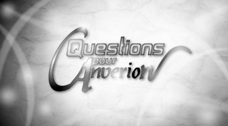 Questions pour Anverion