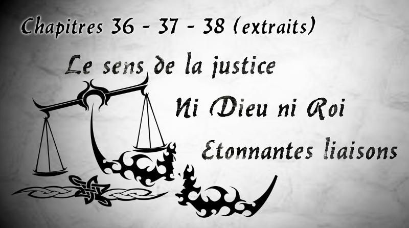 Chapitres 36 37 38 (extraits)